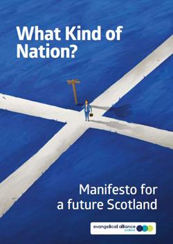 <p> El texto de la Alianza Evang&eacute;lica de Escocia.</p> ,