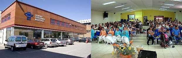 <p> Centro Cristiano Bautista de Vitoria en la calle Artapadura, 5</p> ,