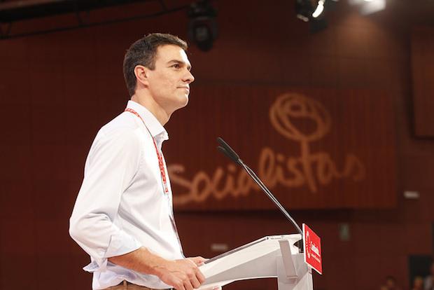 <p> Pedro S&aacute;nchez, secretario general del PSOE. / Prensa Psoe</p> ,