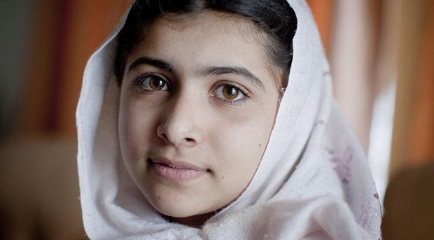 <p> Malala Yousafzai.</p> ,